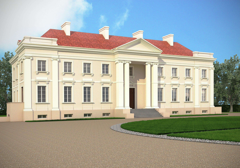 pałac w Nawrze (2)